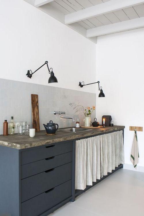 как улучшить вид старого кухонного гарнитура