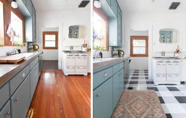обновление интерьера кухни дешево