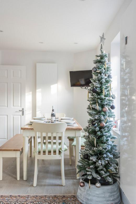 елка на кухне