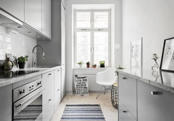 коврик на кухне