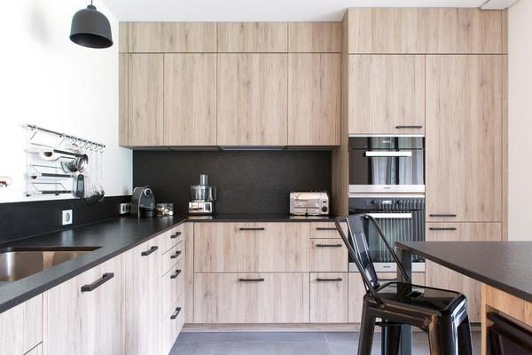 кухонные шкафчики до потолка
