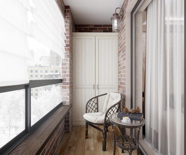 шкаф для балкона и лоджии