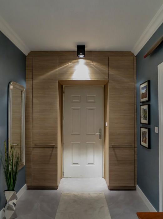 шкаф вокруг входной двери