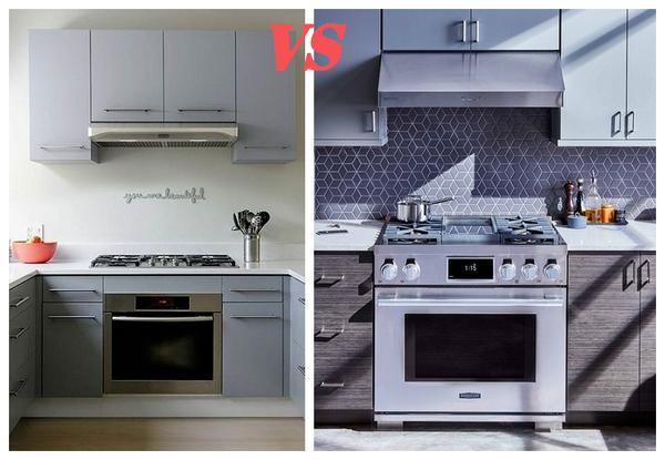 плита или варочная поверхность с духовкой: что лучше