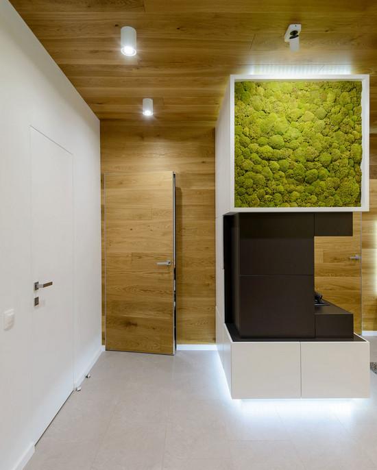 Одноэтажный дом 12х21 м, с гаражом на 2 машины и большой мансардой, общей площадью 284 кв.м. - Дом