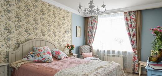 как связать окно и кровать в спальне?