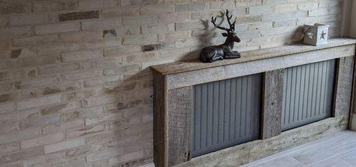 как замаскировать радиатор отопления и надо ли это делать