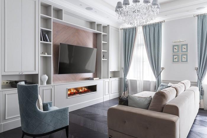 мебель для гостиной вместо стенки
