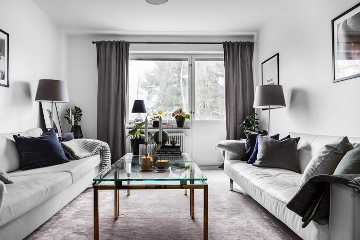 мебель для гостиной без стенки