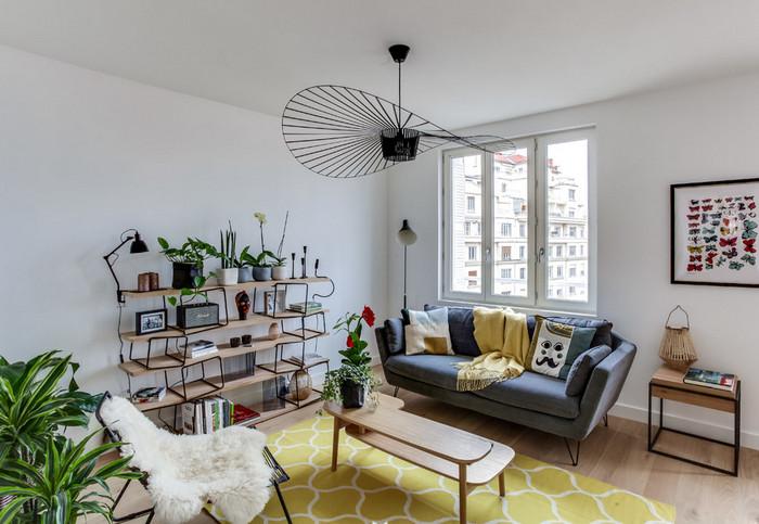 как меблировать современную гостиную