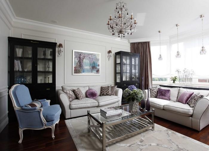 какую мебель поставить в гостиную