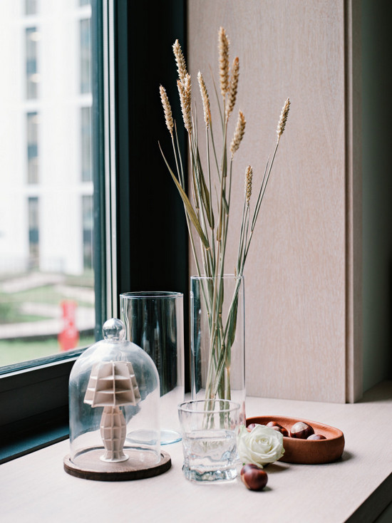 что, кроме цветов, можно поставить в вазу
