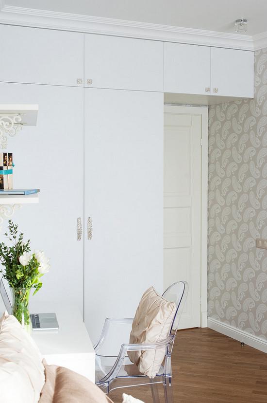 идеи шкафов для маленькой квартиры
