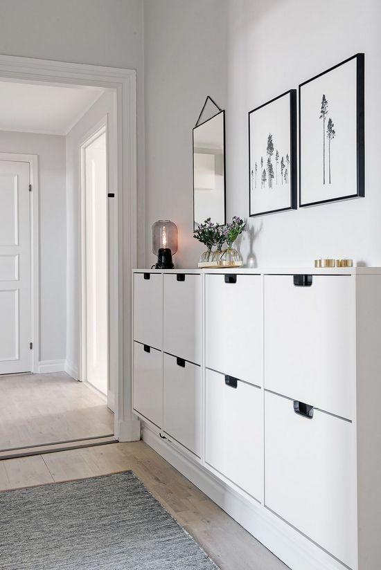 идеи организации пространства в маленькой квартире