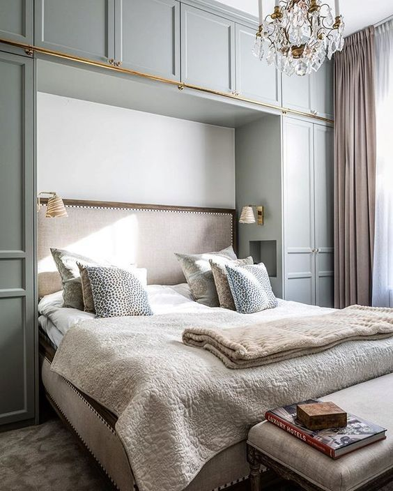 идеи для маленьких комнат